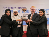 Pakistan: Indus College of Law wins moot court competition