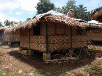 Safe amid storms: Repairing bamboo houses and improving water access in Marawi