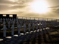 ICRC forensic team identifies the remains of six Argentine soldiers buried in the Falkland Islands (Malvinas)