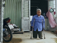 Viet Nam: People with disabilities rocked by impact of COVID-19