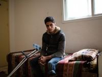 بعد فقد أطرافهم شباب غزة يسعى لاستعادة مسار حياته