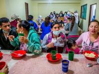 Colombia: avanza entrega de ayudas para superar grave situación humanitaria en Ituango (Antioquia)
