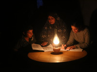 Gaza: survey shows heavy toll of chronic power shortages on exhausted families