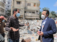 A statement from Robert Mardini, the director-general of the International Committee of the Red Cross, after his visit to Israel and occupied Palestinian territory this week