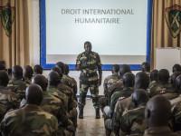 Oficiales militares superiores de más de 90 países se reúnen para debatir sobre las leyes de la guerra