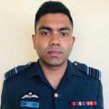 Wing Commander A.P.I. Sampath Kumara