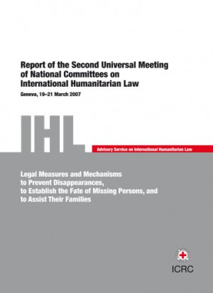 Legal Measures and Mechanisms to Prevent Disappearances, to Establish the Fate of Missing Persons, and to Assist their Families