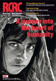 Red Cross Red Crescent: A journey into the heart of humanity (magazine)