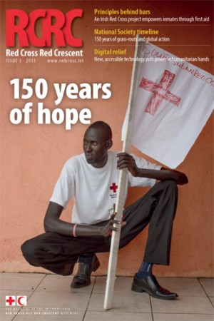 Red Cross Red Crescent: 150 years of hope (magazine)