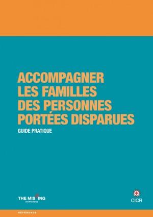 Accompagner les familles des personnes portées disparues
