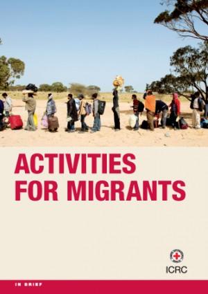 Activities for Migrants
