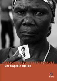 Personnes portées disparues – Une tragédie oubliée