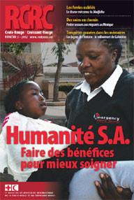 Magazine Croix-Rouge, Croissant-Rouge : humanité s.a., faire des bénéfices pour mieux soigner - numéro 3, 2012