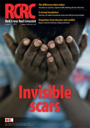 Red Cross Red Crescent: Invisible scars (magazine)