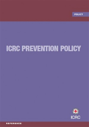 ICRC Prevention Policy