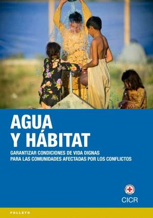 Agua y hábitat: garantizar condiciones de vida dignas