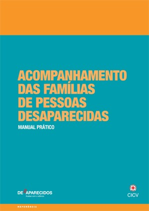Acompanhamento das famílias de pessoas desaparecidas