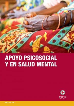 Apoyo psicosocial y en salud mental
