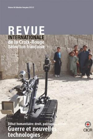 Guerre et nouvelles technologies - RICR No 886