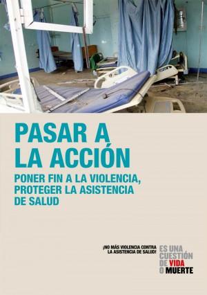 Pasar a la acción: poner fin a la violencia, proteger la asistencia de salud - ref. 4294-ebook