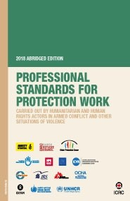Professional Standards for Protection Work (2018 abridged edition)