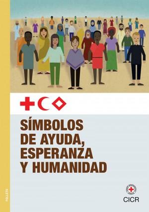 Símbolos de ayuda, esperanza y humanidad