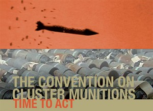 The Convention on Cluster Munitions: Time to act