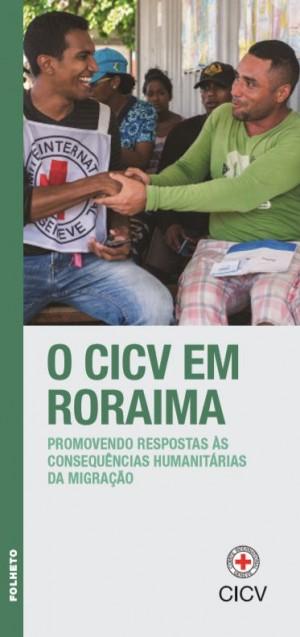 O CICV em Roraima