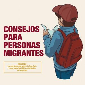 Consejos para personas migrantes