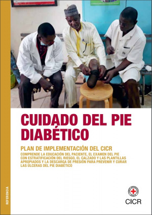 Cuidado del pie diabético