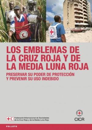 Los emblemas de la Cruz Roja y de la Media Luna Roja