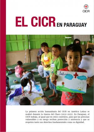 El CICR en Paraguay