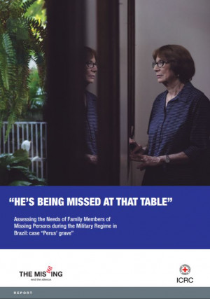 He's being missed at that table