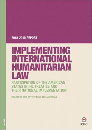 Implementing International Humanitarian Law: Report 2018/2019