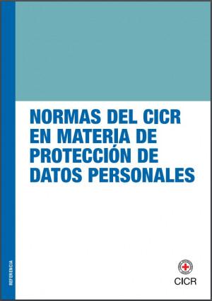 Normas del CICR en materia de protección de datos personales