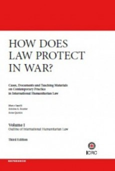 How does law protect in war?