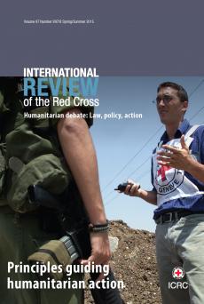 Principios que guían la acción humanitaria