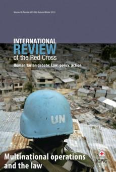 Las operaciones multinacionales y el derecho