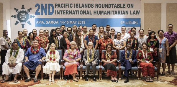 Samoa Co Hosts Pacific Islands Round, Round Table Law
