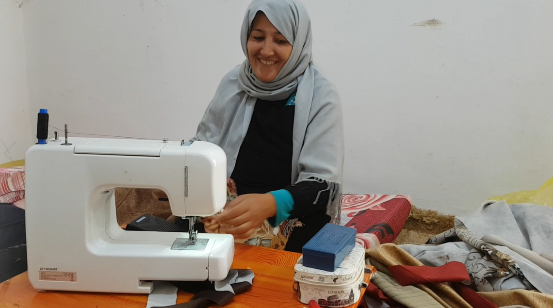 In Libya, more and more people are losing their livelihoods and income, and employees are often not receiving wages for months, due to COVID-19.