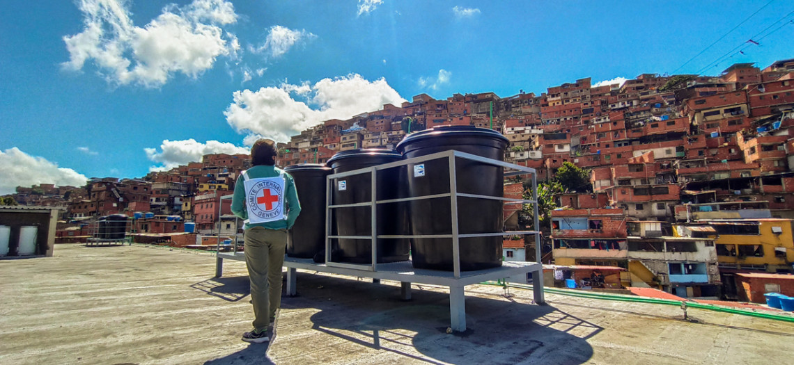 Venezuela: A helping hand for communities