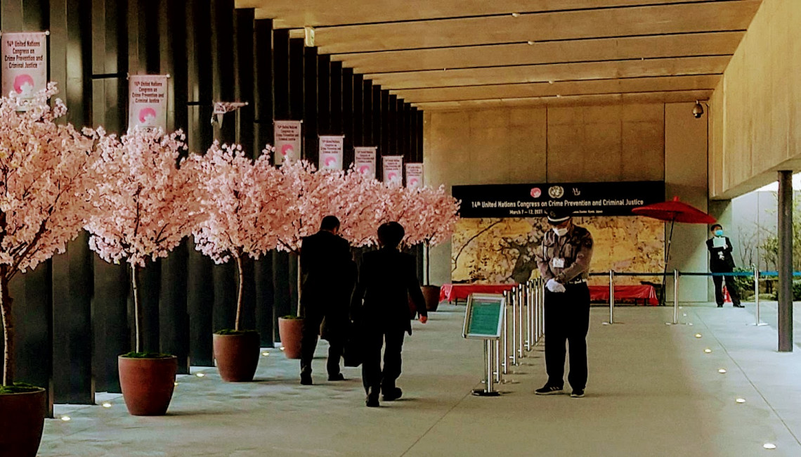 14th Kyoto Congress: ICRC calls for greater focus on health, dignity of detainees