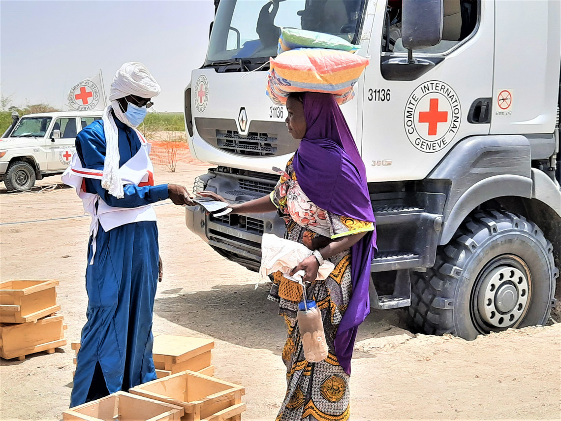Tchad : notre action de janvier à juin 2020