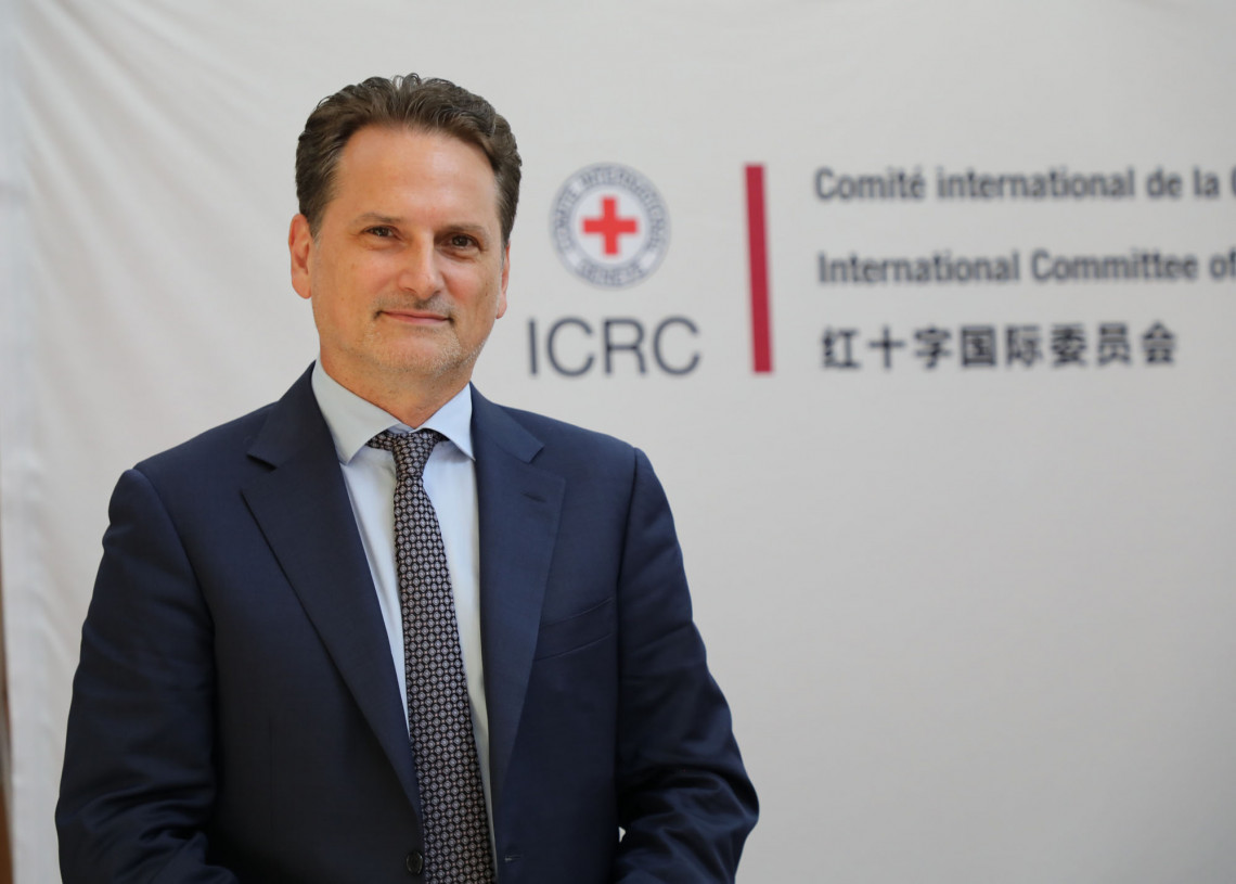 新华网:红十字国际委员会东亚地区代表处主任:期待与中国加强国际公共卫生合作