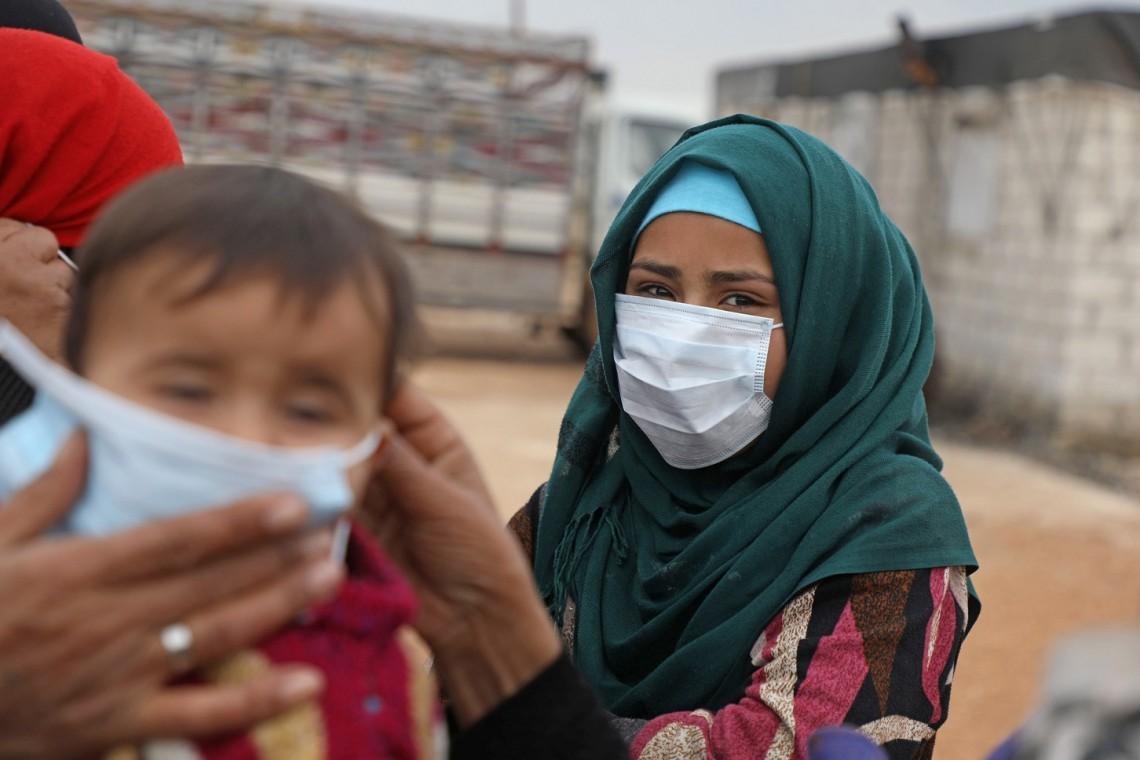 Aaref Watad/AFP
