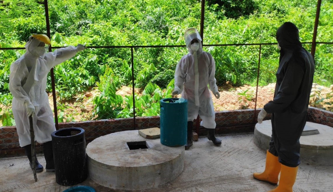 Bangladesh: Managing medical waste cuts down infection risk in health complexes