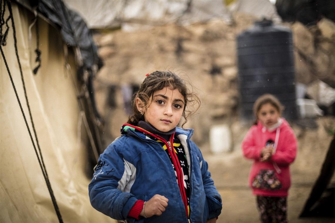 Bedouin children in Masafer Yatta - Alyona Synenko / ICRC