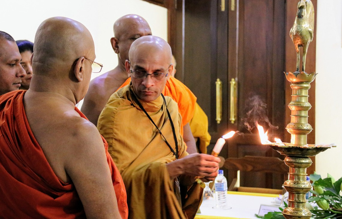 Sri Lanka: Global conference on the interface between Buddhism and IHL