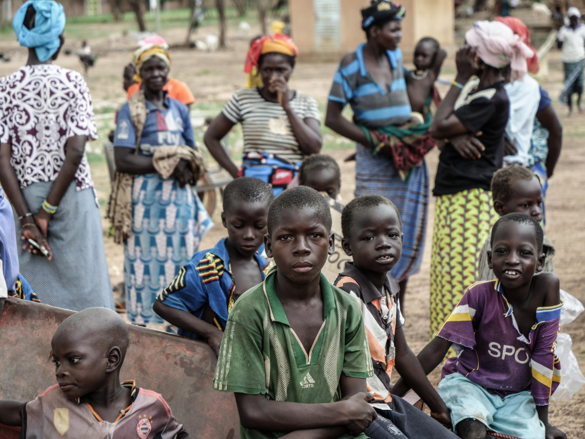 Africa: What happens when children find themselves in a conflict situation?
