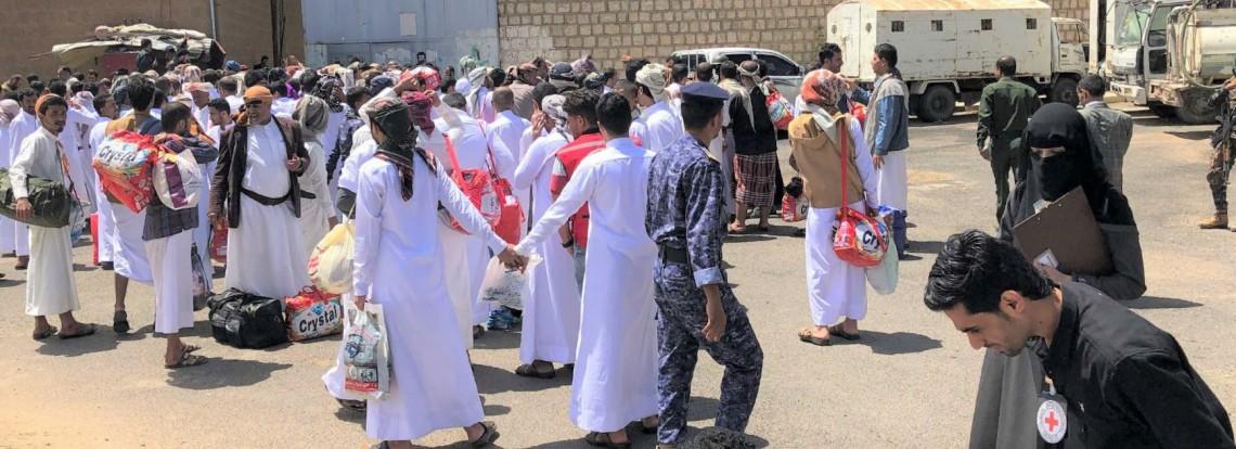 Yemen: August to September 2019 ICRC activities